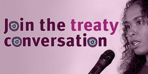 Path to Treaty - Brisbane Consultation