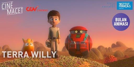 Cine-Macet : Terra Willy
