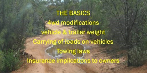Loading and towing caravans and trailers: what to look out for.