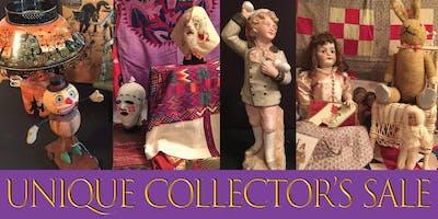 Unique Collector's Sale