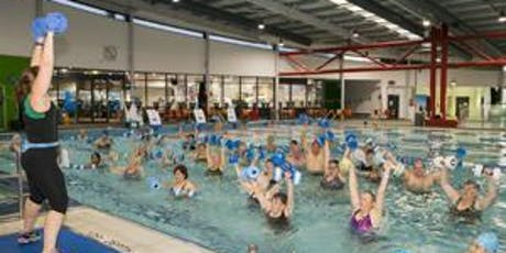 2019 Spring into Summer Series - Aqua Tone @ MAC (Maribyrnong) - Mondays 7pm-7:55pm tickets