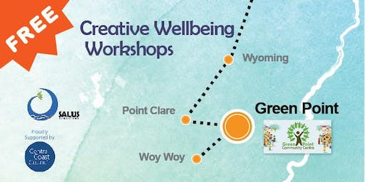 FREE Creative Wellbeing Workshops - Visual Art