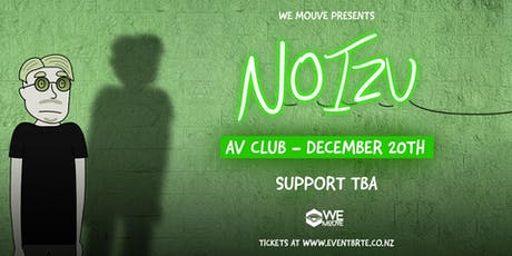 WE MOUVE Presents: Noizu (USA) tickets