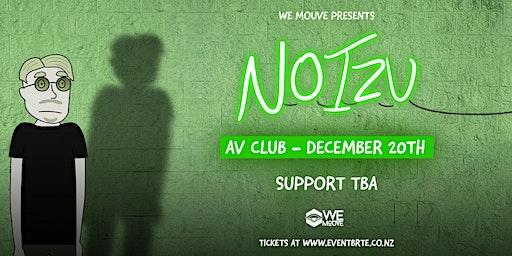 WE MOUVE Presents: Noizu (USA)