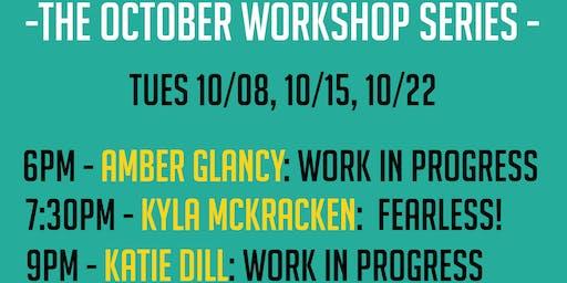 October Workshop Series