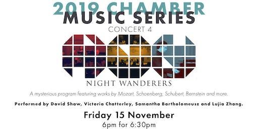 2019 Chamber Music Series  - Concert 4