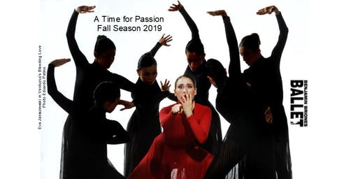 """BBBallet """"A time for Passion"""" FALL SEASON 2019"""