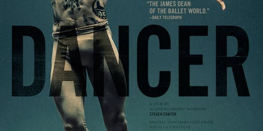 Dancer - Encore Screening - Wed 20th November - Christchurch