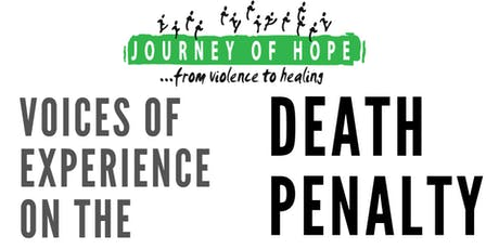 Voices of Experience on the Death Penalty tickets