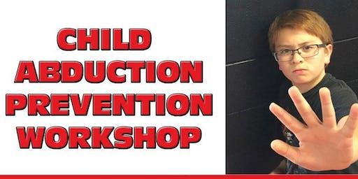 Child Abduction Prevention & Safety Workshop