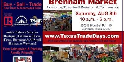 2020 Brenham Market: Texas Trade Days