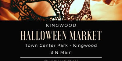2020 Halloween Kingwood Market: Texas Trade Days
