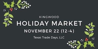 2020 Holiday Kingwood Market: Texas Trade Days (4th Sunday)