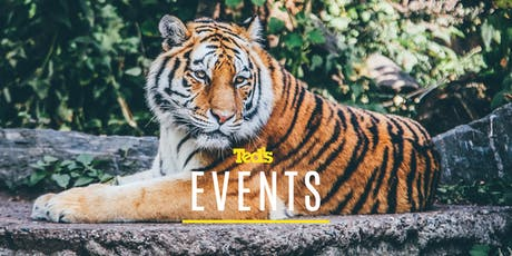 Canon - Australia Zoo L-series Lens Experience | Maroochydore (117397) tickets