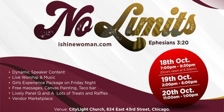 2019 iShine Women's Conference | No Limits tickets