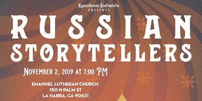 Russian Storytellers