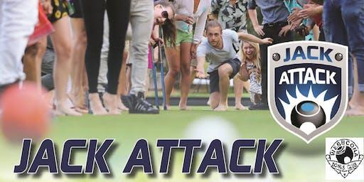 Webbcona Bowls Club Jack Attack