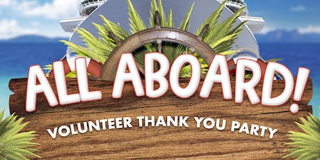Volunteer Thank You Party tickets