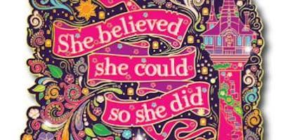 She Believed She Could So She Did 1M, 5K, 10K, 13.1, 26.2- Winston-Salem