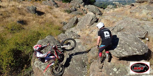 Motorcycle Trial Group Training - Alexandra
