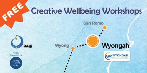 Creative Wellbeing Workshop - Visual Art