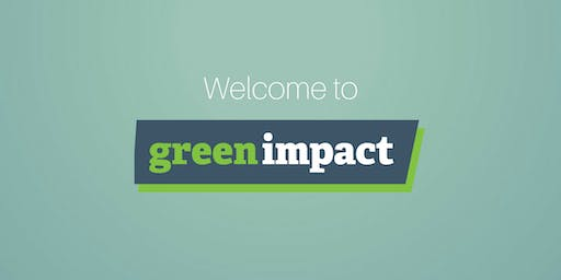 Green Impact Awards Lunch