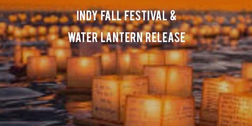INDY Fall Festival & Water Lantern Release