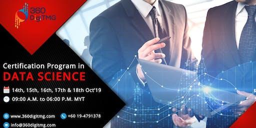 Certification Program On DATA SCIENCE