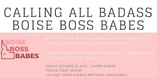 Boise Boss Babes MASTERMIND!
