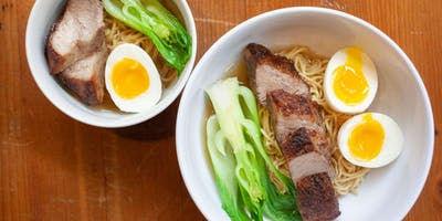 Spicy Pork Belly Ramen - Cooking Class by Cozymeal™