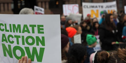 Sydney Ideas - Hope vs fear: climate change as a security issue