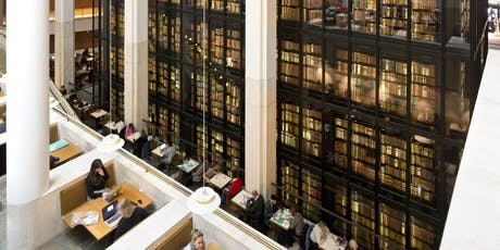 A 'Digital Magical Mystery Tour' of British Library's Collections and Projects tickets