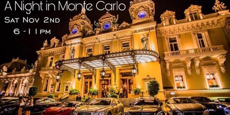 A Night in Monte Carlo, Fundraiser tickets
