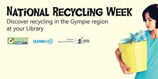 National Recycling Week Talk - Rainbow Beach