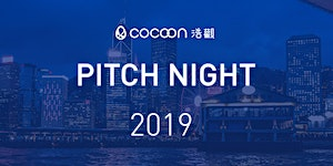 CoCoon Pitch Night Finals Fall 2019 sponsored by Dah...