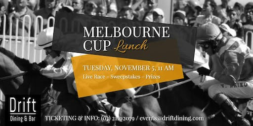 Melbourne Cup At Drift
