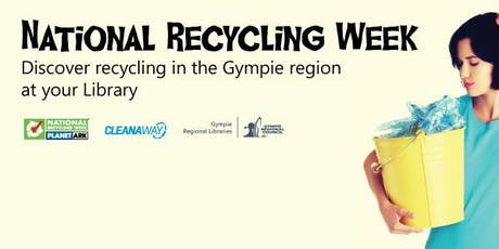 National Recycling Week Talk - Tin Can Bay tickets