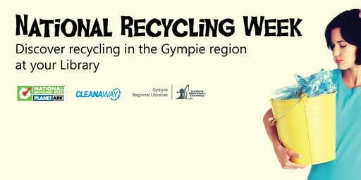 National Recycling Week Talk - Tin Can Bay
