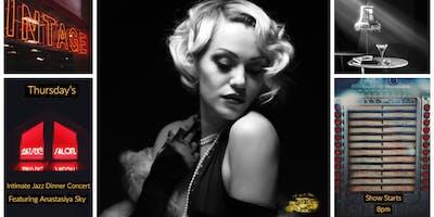 Gatsby's Speakeasy Salon Featuring Anastasiya Sky