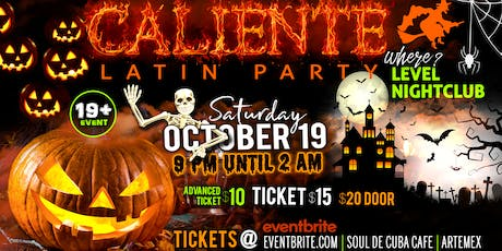 Caliente Halloween tickets