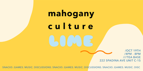 Mahogany Culture Lime tickets