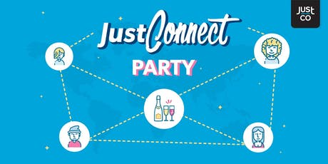 JustConnect Party tickets