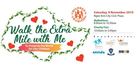 The Children's Charities Association (CCA) Walkathon & Fair tickets