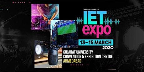 IET-Expo tickets