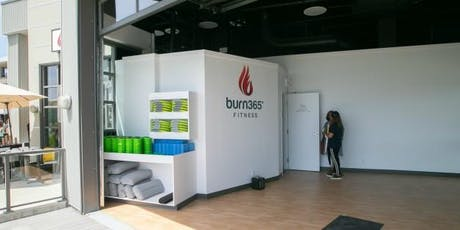Open House at Burn365 Fitness tickets