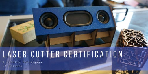 Laser Cutter Certification [1 month membership included]