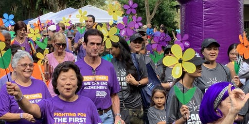 Mahalo Party - Hilo Walk to End Alzheimer's