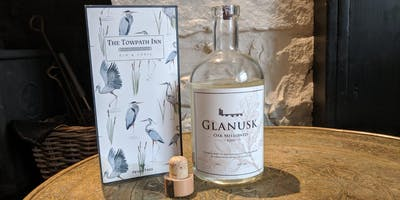 October gin club with Glanusk Gin