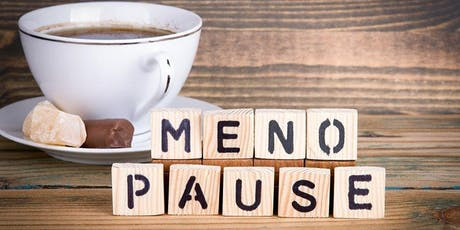 Meno Pause - a Wellbeing for Women Conversation Café tickets