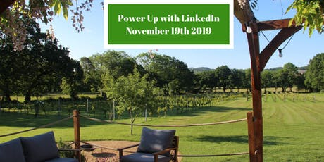 Power up with LinkedIn  tickets